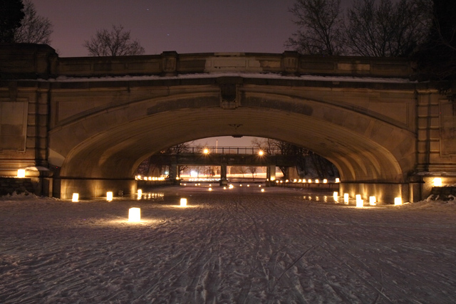 Luminary Loppet / Image via Flickr