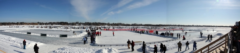 US Pond Hockey Championships 2009 / Photo: Brett Quiggle (via Flickr)