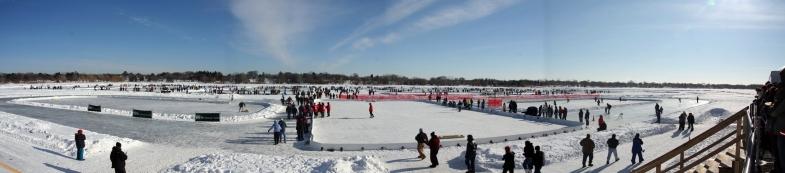 US Pond Hockey Championships 2009 / Photo: Brett Quiggle (via Flickr)