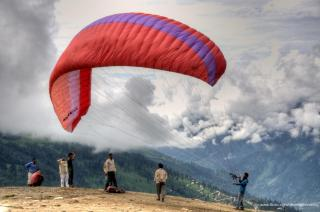 Paragliding India